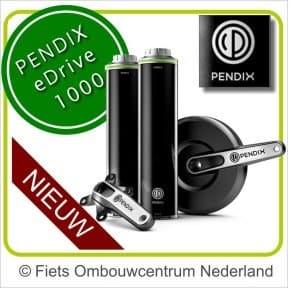 Ombouwset Middenmotor Pendix eDrive1000