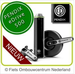 Ombouwset Middenmotor Pendix eDrive500