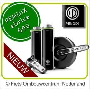 Ombouwset Middenmotor Pendix eDrive600