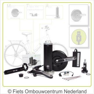 Onderdelen Ombouwset Pendix Middenmotor