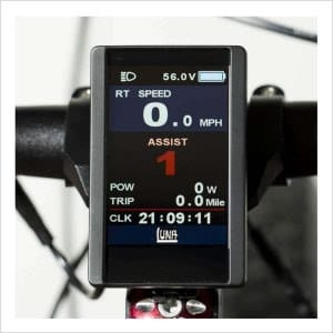 Ombouwset Middenmotor Bafang BBS Color Display 850C 01