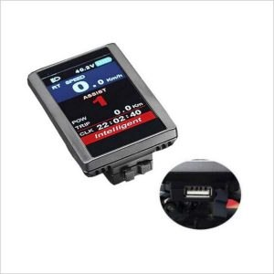 Ombouwset Middenmotor Bafang BBS Color Display 850C 02