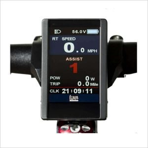 Ombouwset Middenmotor Bafang BBS Color Display 850C 04