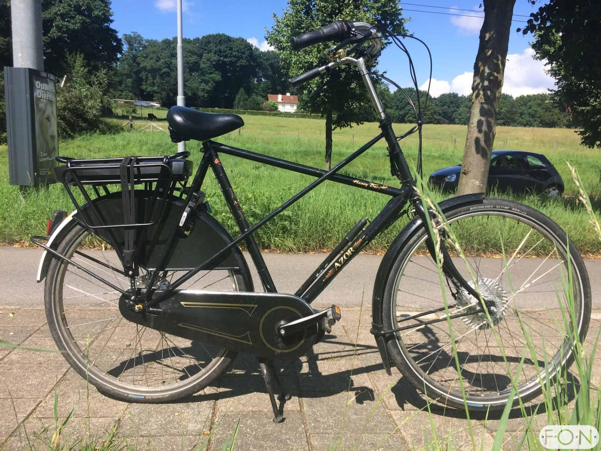 Azor Kruisframe Bafang Middenmotor FONebike Arnhem 2136