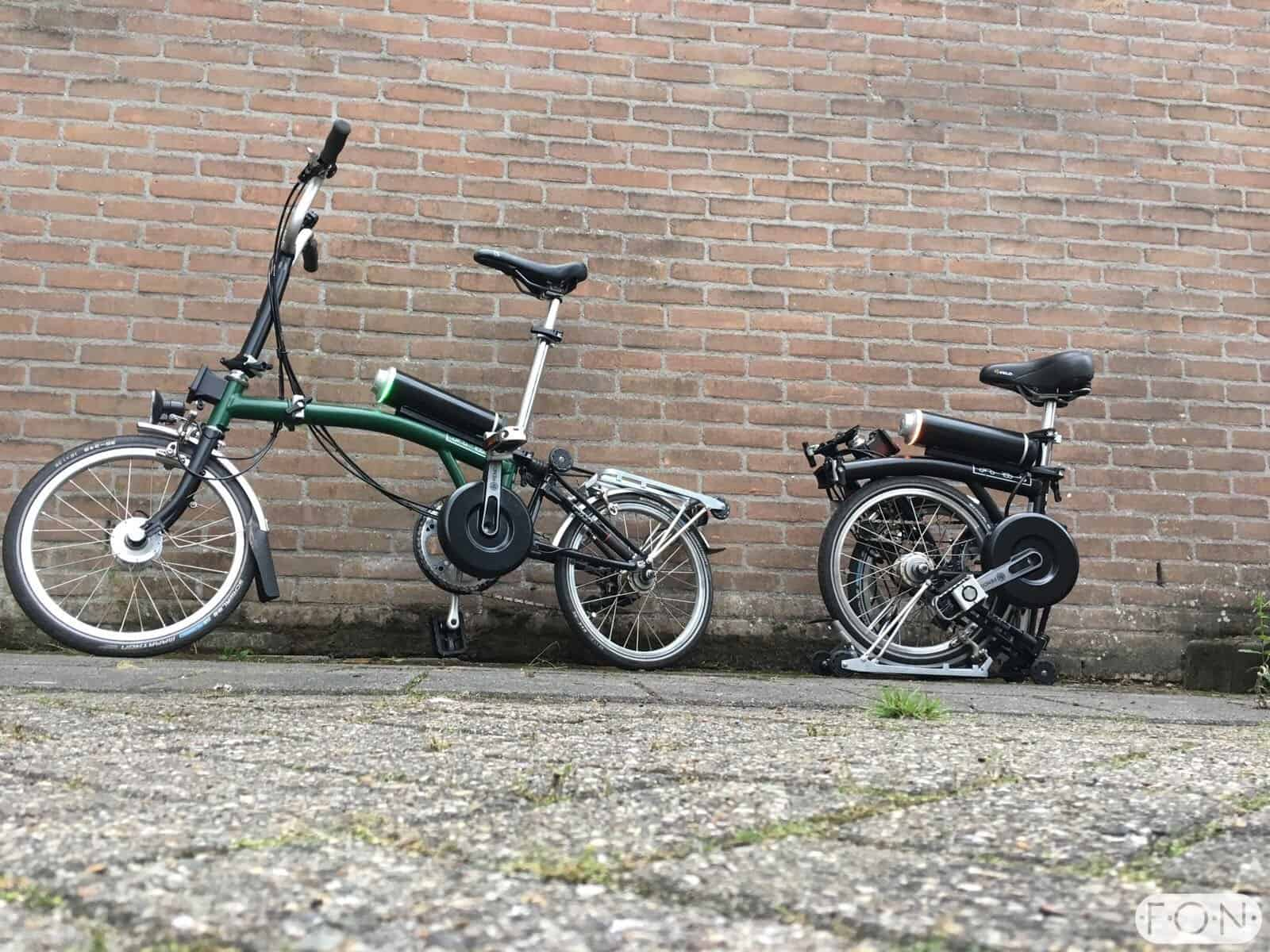 Brompton Vouwfiets Pendix eDrive Middenmotor FONebike Arnhem 0016