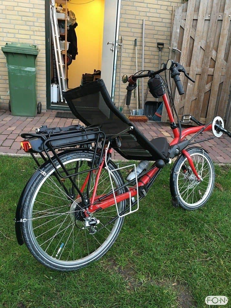 Flevobike Ligfiets Bafang Middenmotor FONebike Arnhem 0622