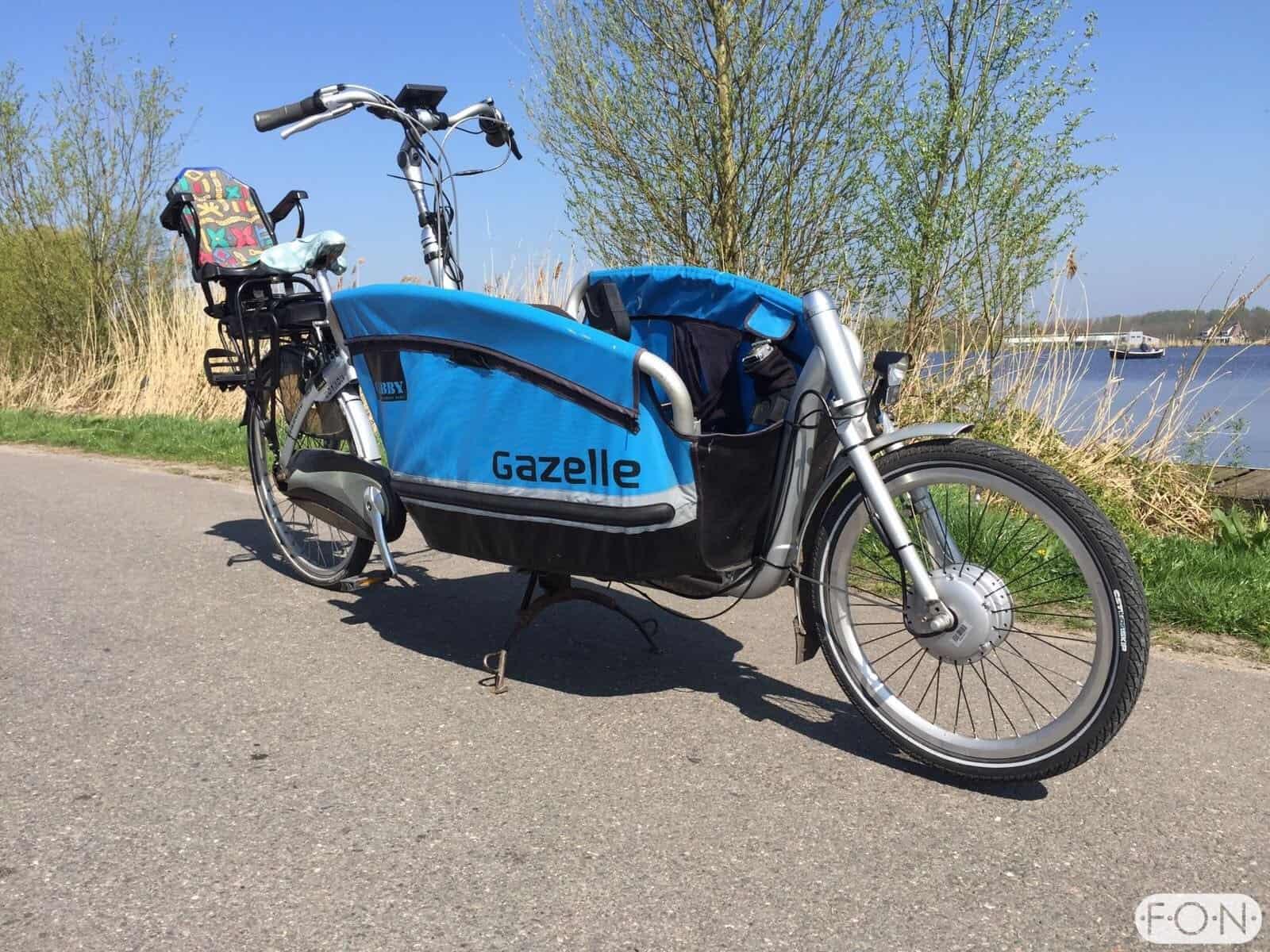 Gazelle Cabby Bafang Voorwielmotor FONebike Arnhem 0487