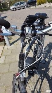 Gazelle Medeo elektrisch ombouwen met Bafang middenmotor FON Arnhem
