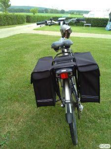 Gazelle Medeo met ombouwset elektrische fiets FON Arnhem