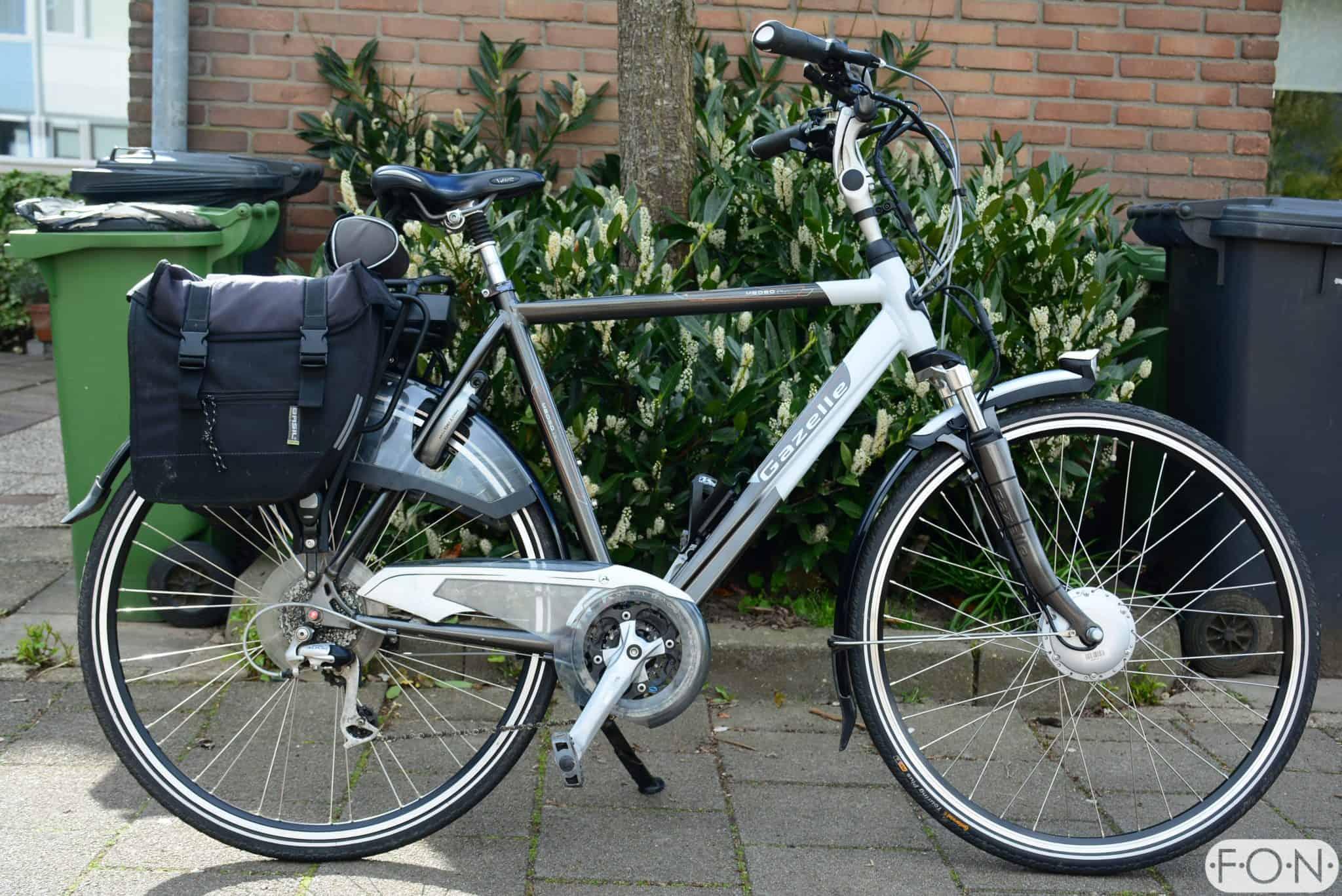 Gazelle Medeo Plus Bafang Voorwielmotor FONebike Arnhem 0539