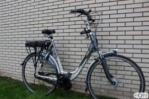Gazelle Orange Plus elektrisch ombouwen met Bafang Middenmotor FON Arnhem