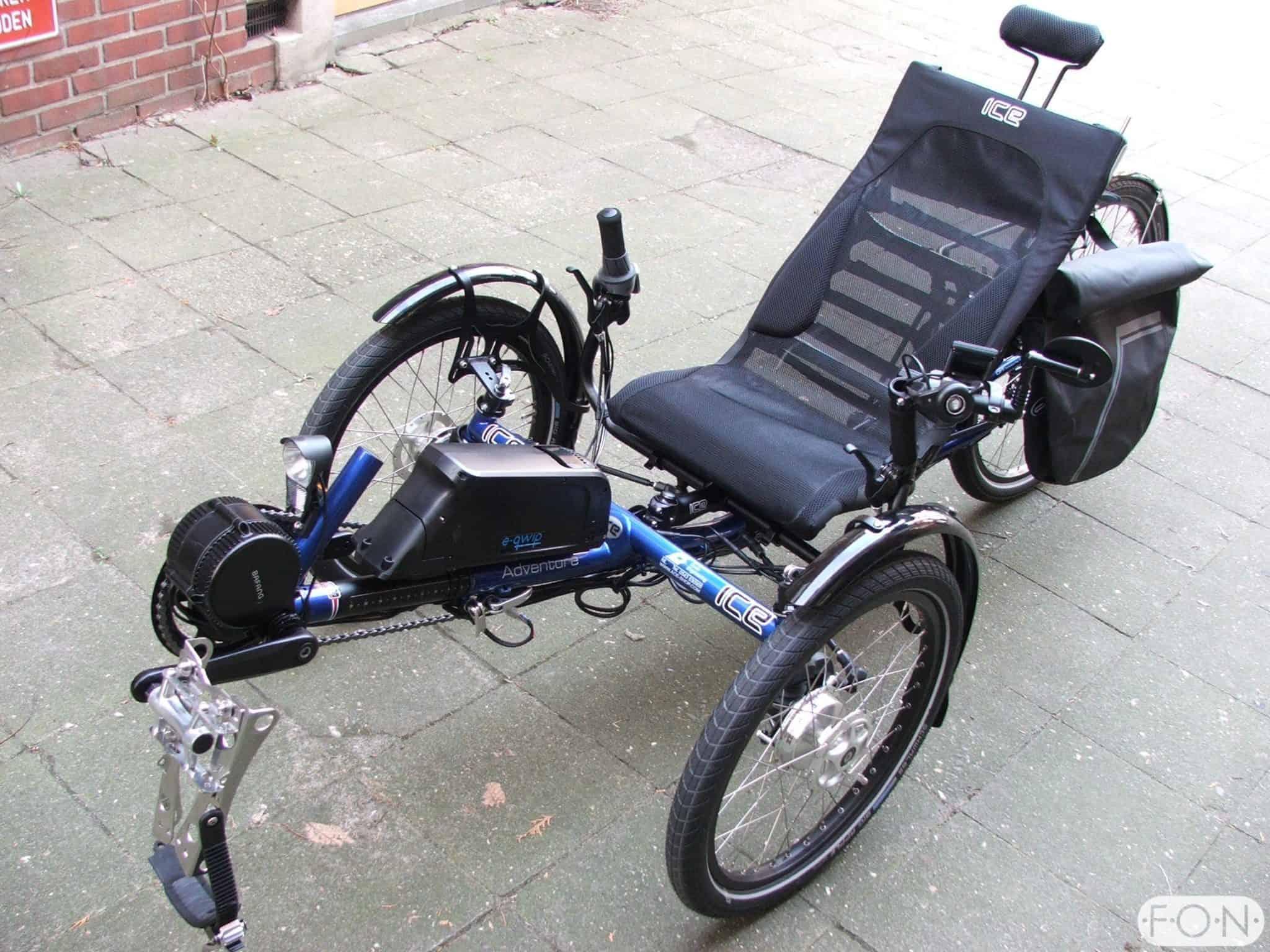 ICE Adventure Trike60