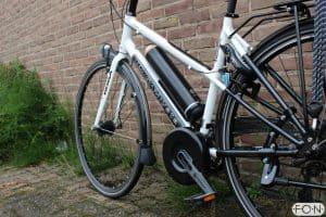 Koga Lightrunner ombouwen tot elektrische fiets met Pendix eDrive FON Arnhem