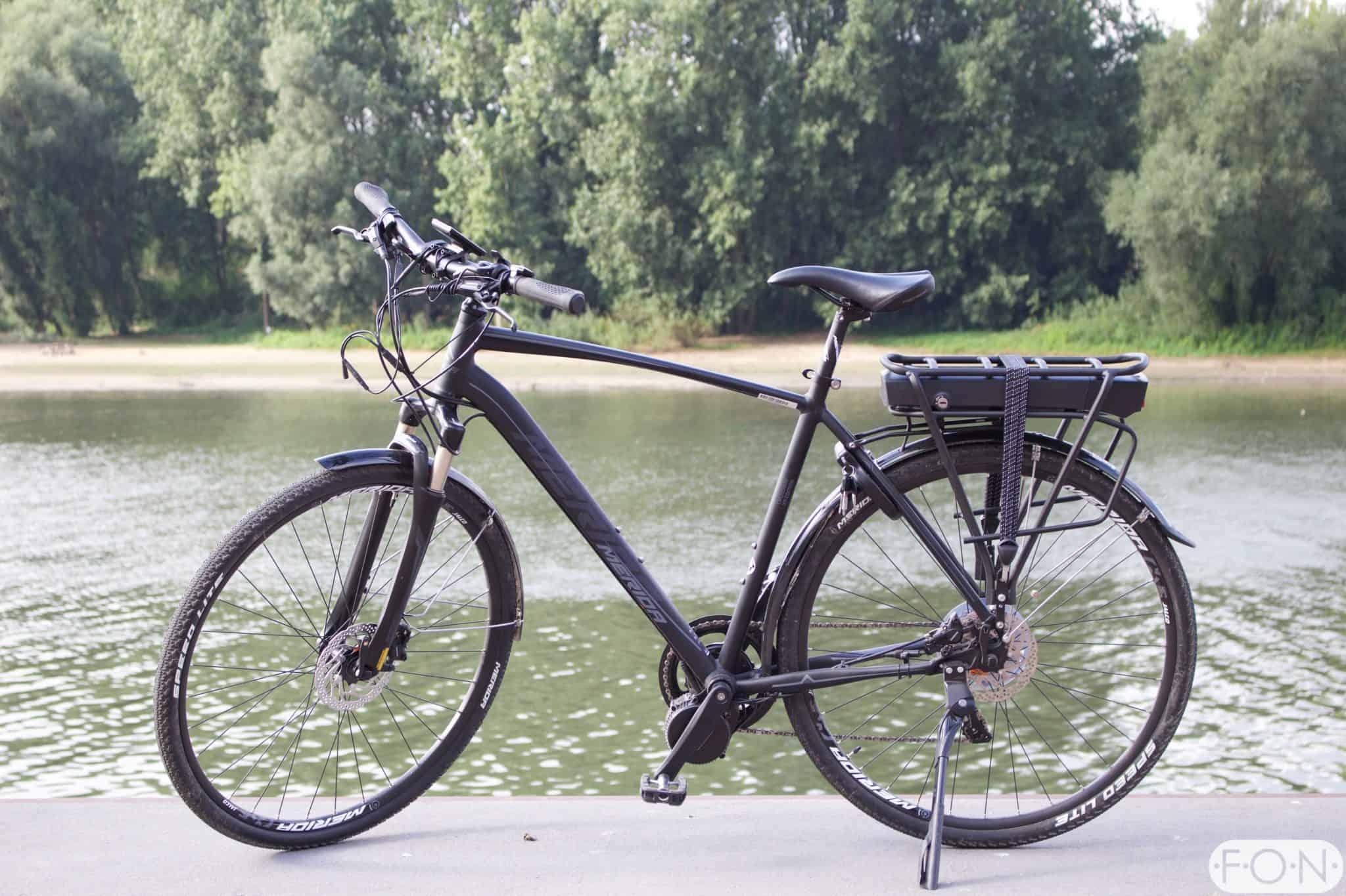 Merida elektrisch maken met Bafang Middenmotor FONebike Arnhem2248