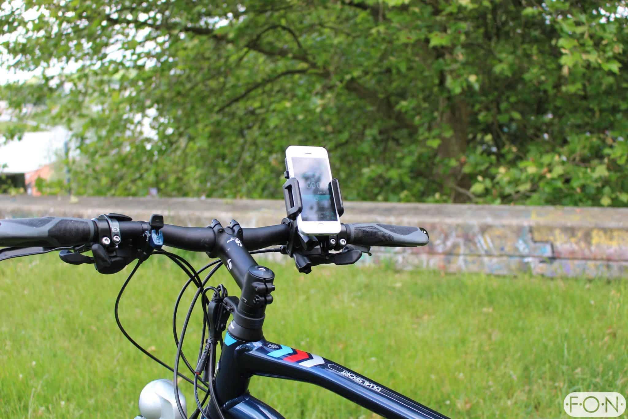 Trek elektrisch maken met Bafang Voorwielmotor FONebike Arnhem1441
