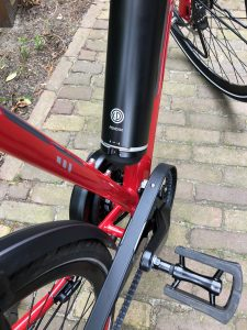 Güdereit SX-R4.0 ombouwen tot ebike met Pendix ombouwset FON Arnhem