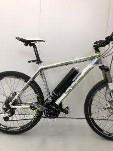 Cube Ltd Race ombouwen tot elektrische fiets met Pendix eDrive FON Arnhem