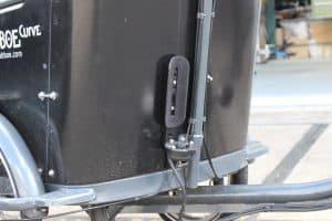 Babboe Curve elektrisch maken met Pendix eDrive Middenmotor FON Arnhem 4975