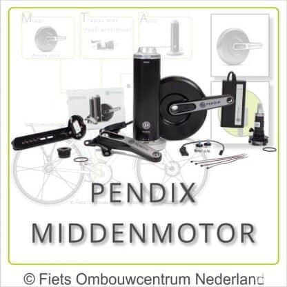Pendix eDrive overzicht 01