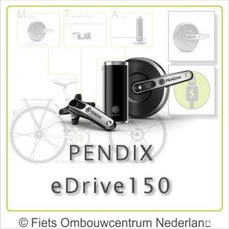 Pendix eDrive150 overzicht